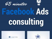 Facebook Advertising Consultant: One on One Facebook Ads Consultant