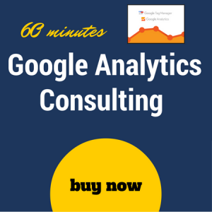 Google Analytics one on one