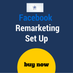 Facebook reamrketing set up - for more details