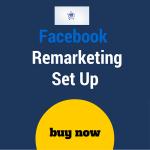 Facebook reamrketing set up - for more details