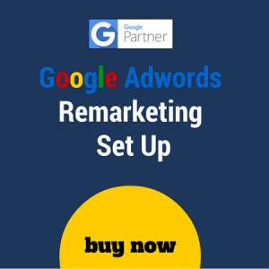 Google remarketing set up - pro set up