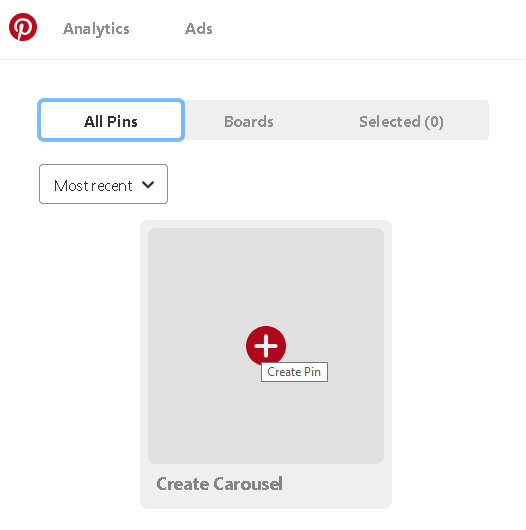 Create Carousel Ads