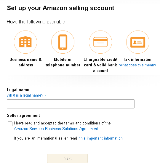 Start with Amazon Ads