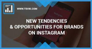 Instagram Tendencies