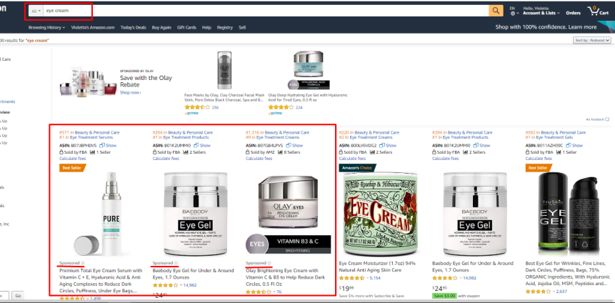 Amazon Ads Tutorial