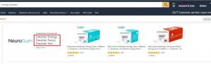 Amazon PPC Campaign Type