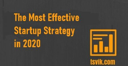 Effective Startup Strategy